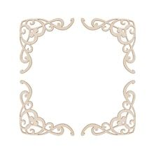 White Belmont Frame With Mat By Studio Decor Decor Frame Frames On Wall