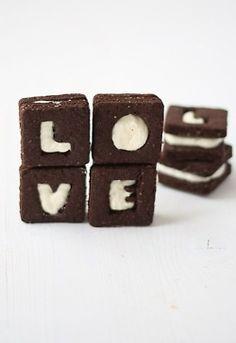... love chocolate ...