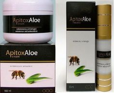 Apitoxaloe Productos de aloe vera con veneno de abeja