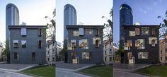 Atelier Archmixing — Façade Renovation for Building No. 8
