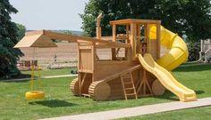 pirate ship playground equipment