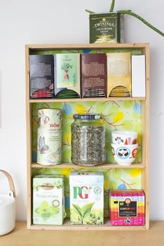 Upcycle Wooden Boxes