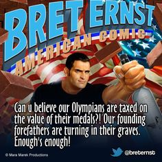 @breternst on the Olympics #funny #tragic