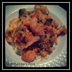 Shrimp Stir Fry - Paleo