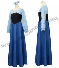 Cosplay ONE Piece Version THE Little Mermaid Ariel Dress Maßgeschneidert CSA4005 | eBay