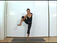 Bird of Paradise (Svarga Dvijasana) - Womens Health Yoga