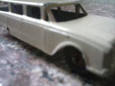 ~Vintage Tootsietoy FORD RANCH WAGON Chicago 24 USA Car - Used~ #TootsieToy #Ford
