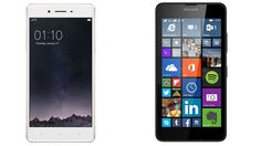 OPPO F1 vs Microsoft Lumia 640 XL Subscribe! http://youtube.com/TechSpaceReview More http://TechSpaceReview.tumblr.com