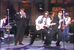 The Blues Brothers Band.