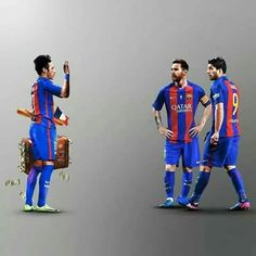 Adios MSN - i am so disappointed by him - he so unthankful - because without barca he would be still playing in the streets