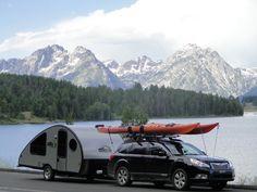 Alto Safari Condo 1723 and Subaru Outback
