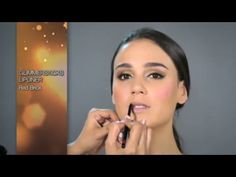 Avon Makeup Tutorial: How to Get the Perfect Foundation Base - YouTube