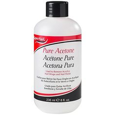 Supernail Pure Acetone - 8 oz -- Read more reviews of the product by visiting the link on the image.