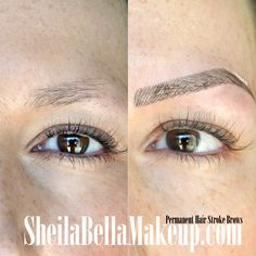 Come see why everyone trusts Sheila Bella PERMANENT MAKEUP for all their permanent cosmetic needs! Our clients travel far-and-wide, and range from the everyday woman on-the -go to A-List models! We pride ourselves on being The BEST in the biz, and our Hair Stroke technique is unlike any other's! We are booking up FAST!! So schedule your appointment today!