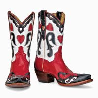 Love me some hot cowboy boots