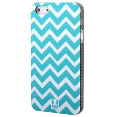 icoverlover - iPhone Cases - Zig Zag iPhone 5 Case - Blue Moire, $24.99 (http://www.icoverlover.com/zig-zag-iphone-5-case-blue-moire/)