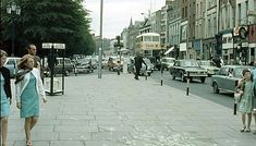St Stephens Green 1970s Dublin Street, Dublin City, Old Pictures, Old Photos, Grafton Street, Irish People, Saint Stephen, Ireland Homes, Dublin Ireland