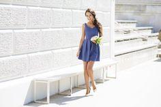 kobieca sukienka na lato