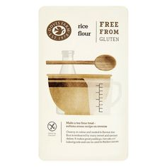 Doves Farm - Rice Flour - 1Kg Doves Farm https://www.amazon.fr/dp/B00EAKEGW4/ref=cm_sw_r_pi_dp_U_x_dGrRAbNZ8AVT0