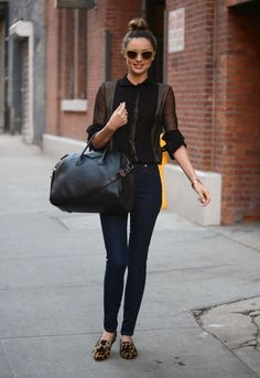 Celebrity Style ispirato alla favolosa Miranda Kerr, top model e Angelo del marchio americano Victoria's Secret.