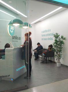 Dental Clinic. Caldas da Rainha, Portugal.