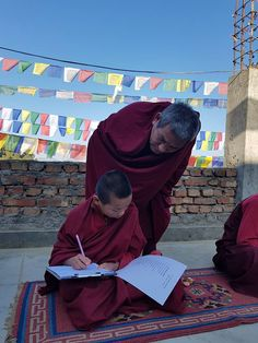 Support a Maratika monk The Monks, Education, Life, Educational Illustrations, Learning, Studying