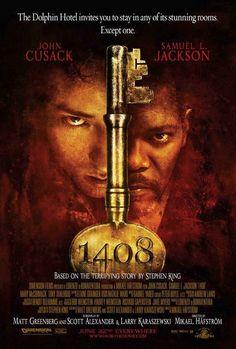 Horror Movie Poster : 1408 - 2007