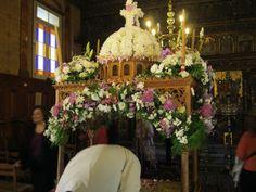 IMG_6464 Greek Easter, Holy Week, Amazing Pics, Greece, Wedding Flowers, Christmas Tree, Design Ideas, Table Decorations, Holiday Decor