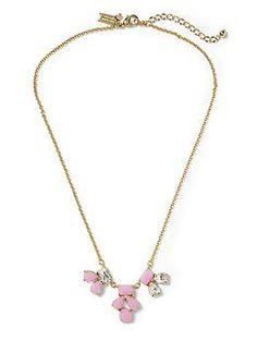 Kate Spade New York Secret Garden Pendant Necklace | Piperlime