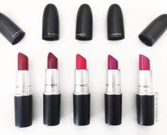 Top 5 Mac Bright lipsticks for all skin tones