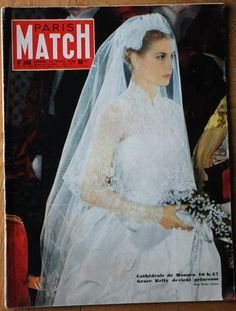 Paris Match | Grace Kelly wedding