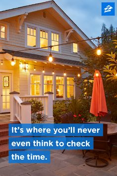 It's where you'll never even think to check the time. It's where you'll never even think to check th Outdoor Spaces, Outdoor Living, Roof Trusses, Bed Sets, Decoration, Home Values, Future House, Beautiful Homes, Singapore