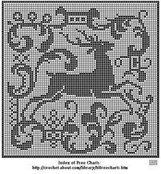 Crochet/Cross Stitch free chart