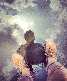 Réflexion – La phonéographie s'amuse avec eau et reflets