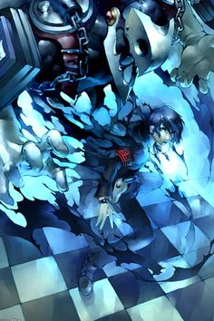Protagonist thanatos yuki from persona 3 anime vocaloid and mariusz dabrowski blog your super powered wp engine blog voltagebd Images