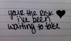 """yes <33 but i couldn't help but notice the terrible grammar...its supposed to be """"you're""""..."""