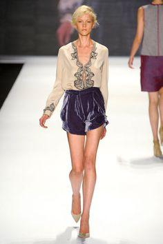 Vivienne Tam Spring 2012 collection
