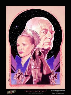 Celebration V print by Ben Curtis Jones by Official Star Wars Blog, via Flickr
