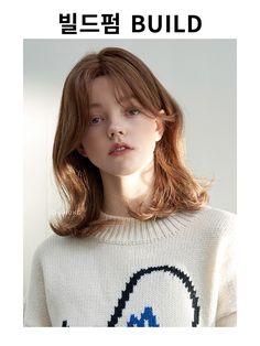 Lob Hairstyle, Undercut Hairstyles, Pretty Hairstyles, Medium Hair Cuts, Medium Hair Styles, Short Hair Styles, Korean Short Hair, Ulzzang Hair, Asian Hair