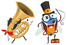 Sydney Opera House App on Behance - French Horn and Russian Circus Flea Master