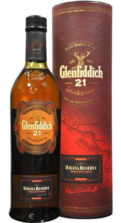 Review 587: Glenfiddich 21 Year Havana Reserve | World Whisky