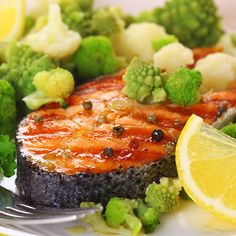 Very tasty and tender.. Easy Honey Garlic Grilled Salmon Recipe from Grandmothers Kitchen.