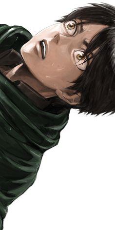Eren Jaeger - Shingeki no Kyojin Armin, Mikasa, 5 Anime, Anime Art, Attack On Titan Eren, Satsuriku No Tenshi, Eremika, Levi Ackerman, Harry Potter Anime