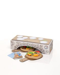 HABA Multicolor 'Pizza allegro' speelgoed keukens en voedsel