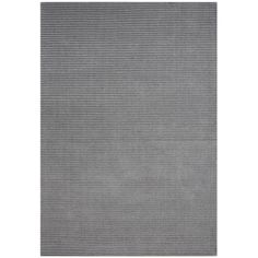 The soft pile and grey coloration give this rug a style and feel that will truly benefit any room in your home. Made from the softest, hand-loomed New Zealand wool, this lovely area rug is a unique piece of home decor.