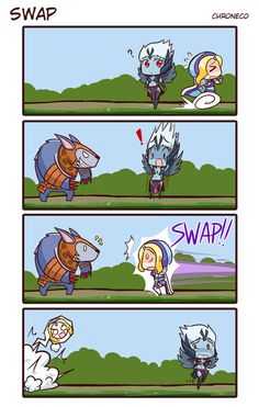 Swap by chroneco on DeviantArt
