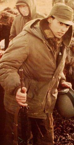 Imágenes del conflicto de Malvinas < fotos > | Page 209 | Zona Militar Falklands War, Memoirs, Military, History, Weapons Guns, British History, War Photography, Oblivion, Gatos