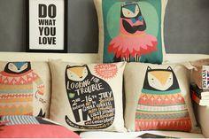 fox cushions Choosing the perfect cushion - http://www.kangabulletin.com/online-shopping-in-australia/cushion-id-australia-choosing-the-perfect-cushion-has-never-been-easier/ #cushionid #australia #sale foam cushions, laptop cushion or custom cushion