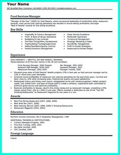 Your catering manager resume must be impressive. To make impressive catering owner resume, you need to stay simple. Do not fulfill the white pages of ... catering manager resume template and catering and events manager resume