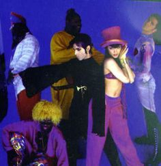 1995 - The Gold Experience era